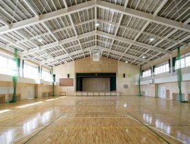 三田小学校体育館