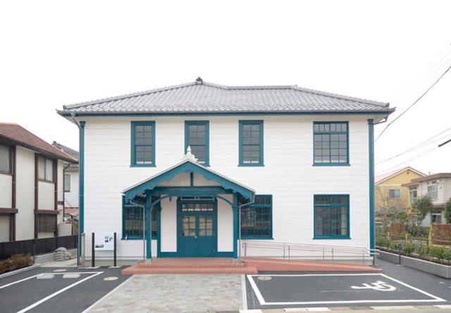 旧海老名村役場庁舎(温故館)移設整備
